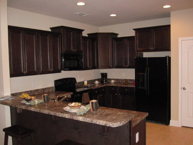 The Bonaventure Floor Plan Kitchen Is Cozy And Features A