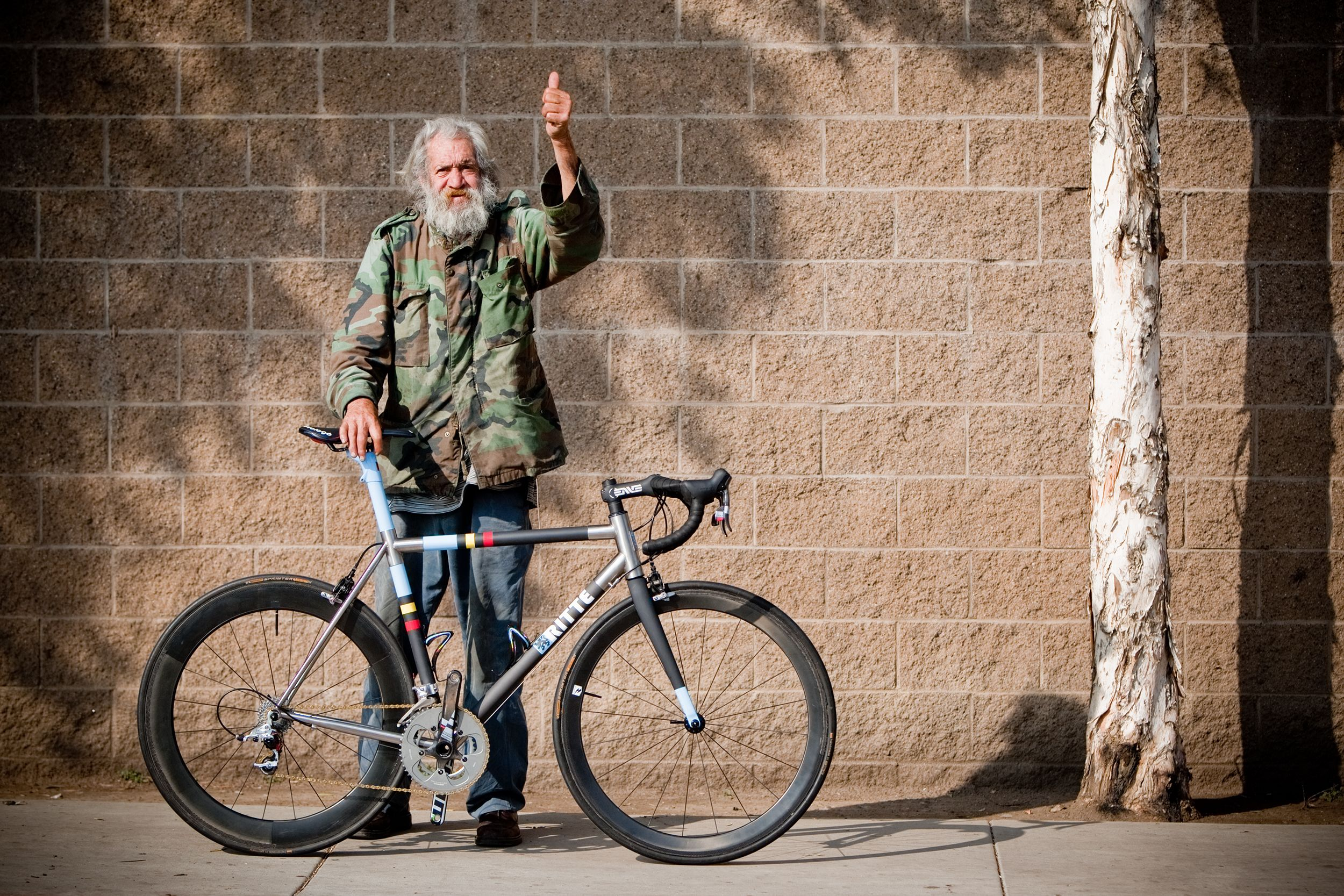 Ritte Bicycles Hobo Bike! Great picture as always from Ritte!