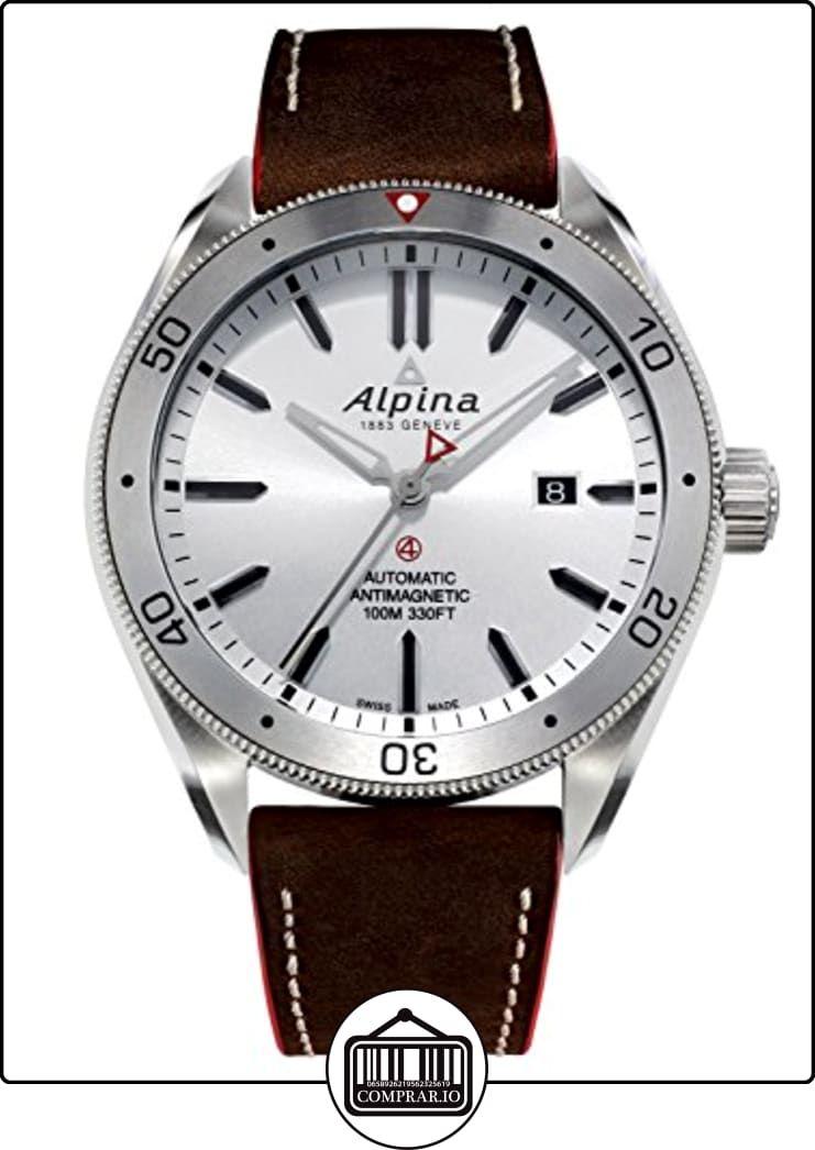 73aac5d57a88 Alpina Reloj de caballero AL-525SS5AQ6 ✿ Relojes para hombre - (Lujo) ✿