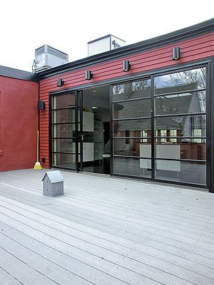 16 Sliding Glass Door Container House Container Buildings Architecture