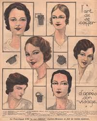 Image result for 1930s hair styles