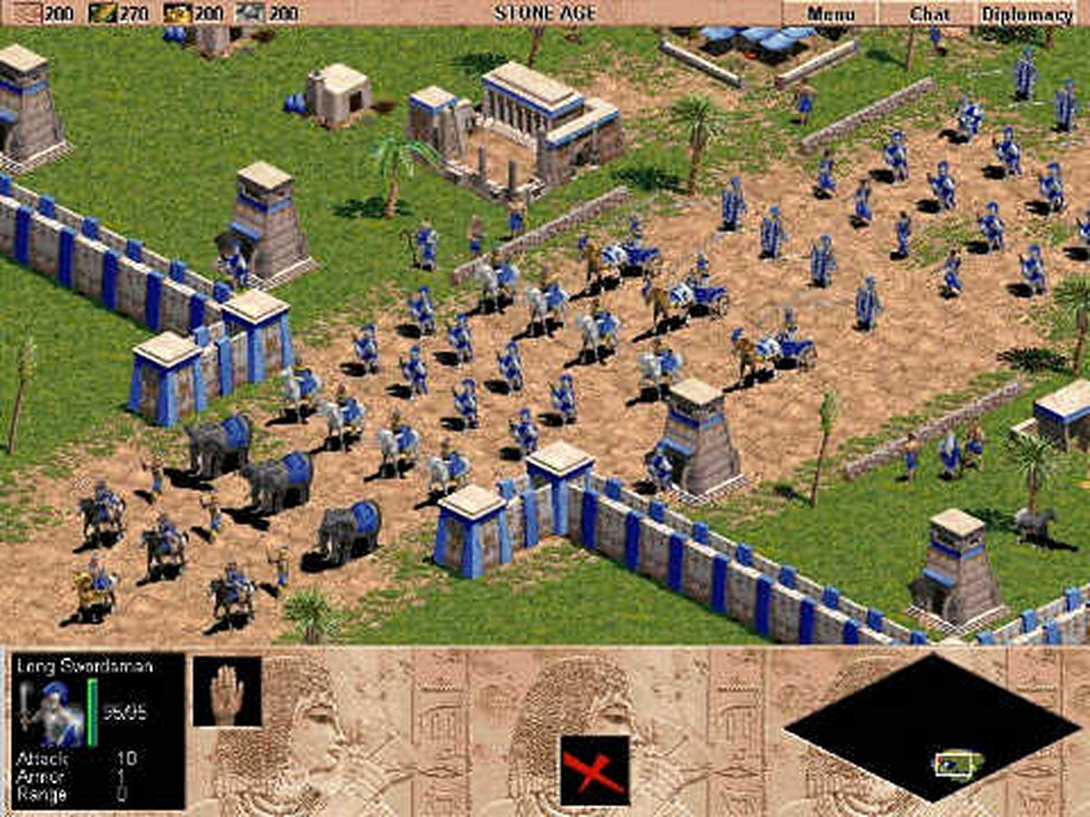 Age Of Empires Patch V1 0c Free Updated Download Age Of Empires Age Of Empires Iii Real Time Strategy