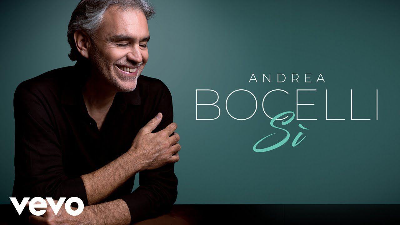 Andrea Bocelli Vertigo Feat Raphael Gualazzi At The Piano Audio Youtube Andrea Song Artists Music Songs
