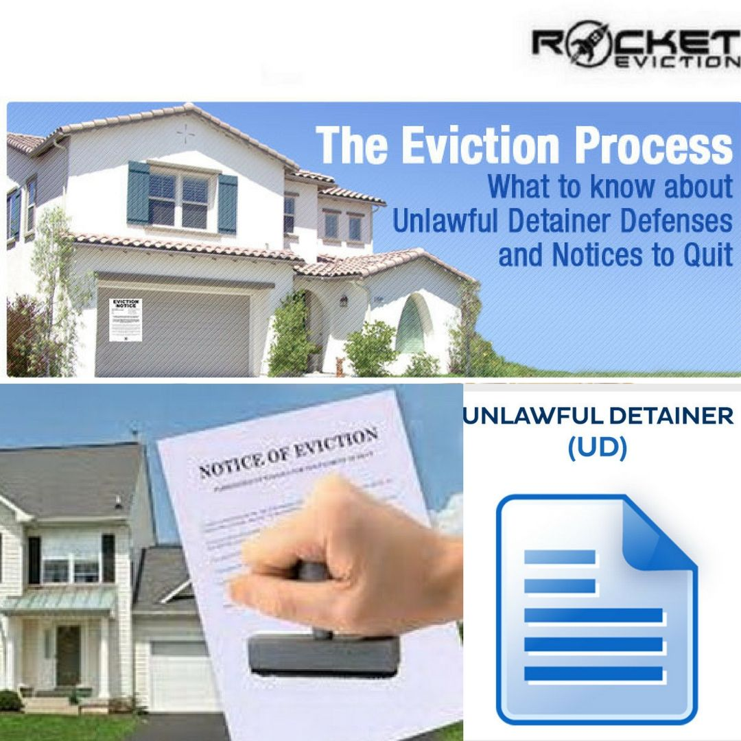 Unlawful Detainer Preparation and Filing The unlawful