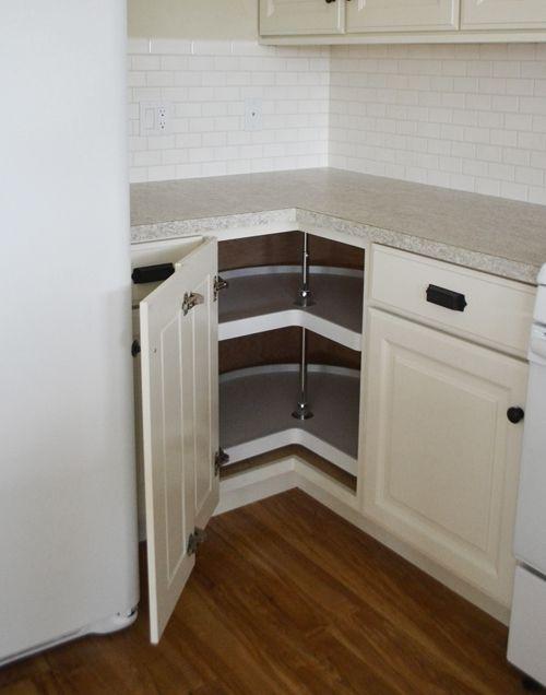 Easier 36 Corner Base Kitchen Cabinet Momplex Vanilla Kitchen Lazy Susan Corner Cabinet Kitchen Corner Cupboard Corner Kitchen Cabinet