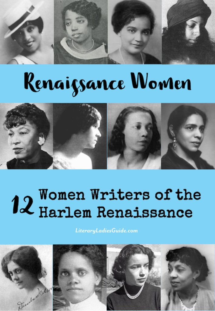 Renaissance Women: 12 Female Writers of the Harlem ...