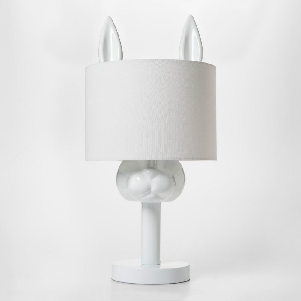 Peek A Boo Rabbit Table Lamp Includes Cfl Bulb Pillowfort
