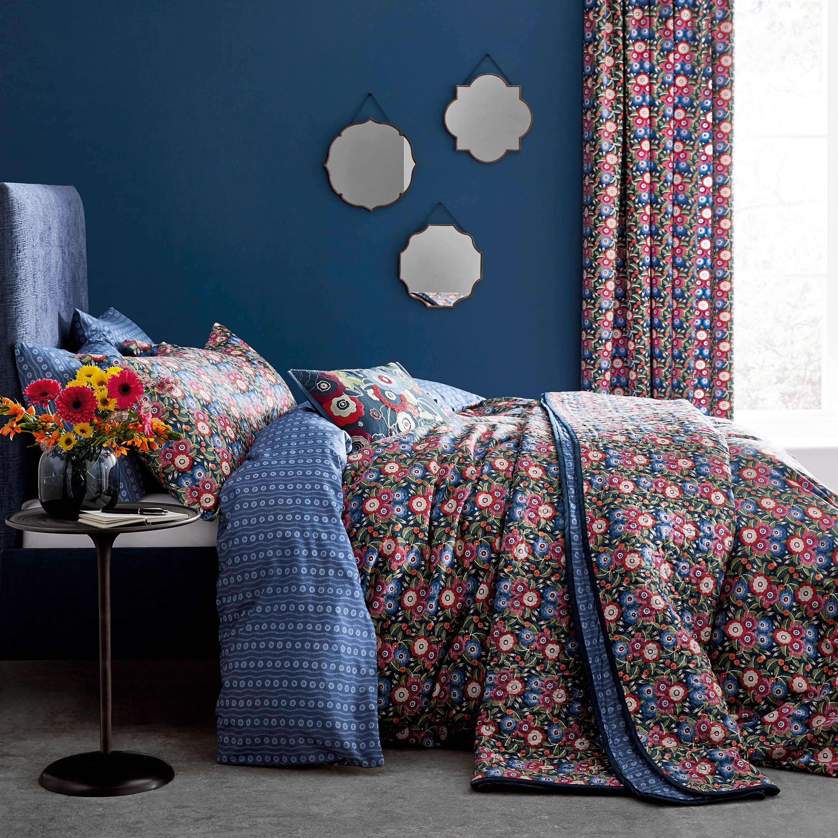 V&A Primula bedlinen and accessories Duvet cover sets
