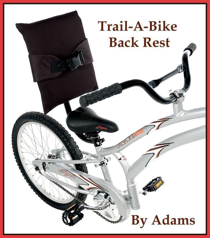 Brand New Adams Trail A Bike Back Rest Upc 058817765506 Free Shipping Adamstrailabikes Bike Bike Trailer Bikes Girls