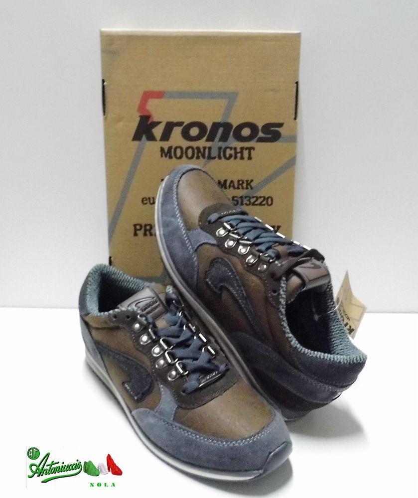 Kronos Casual Uomo Sneakers Tempo Comode Scarpe Sportive Libero CQrsthd