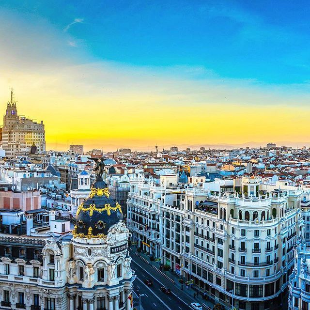 Madrid, Spain  is our #DreamDestination this week! What's yours?