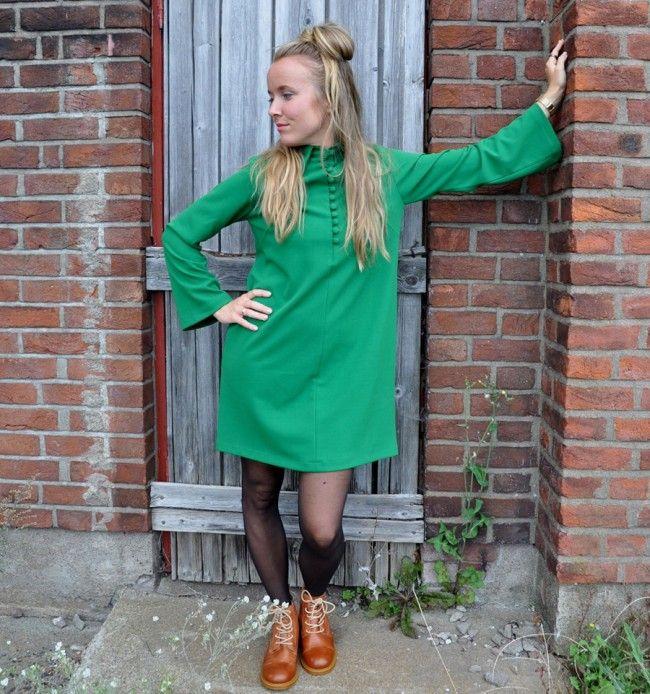 Kjole, tunika - Ruth fra Poppins - Livsstil på nett siden 2004