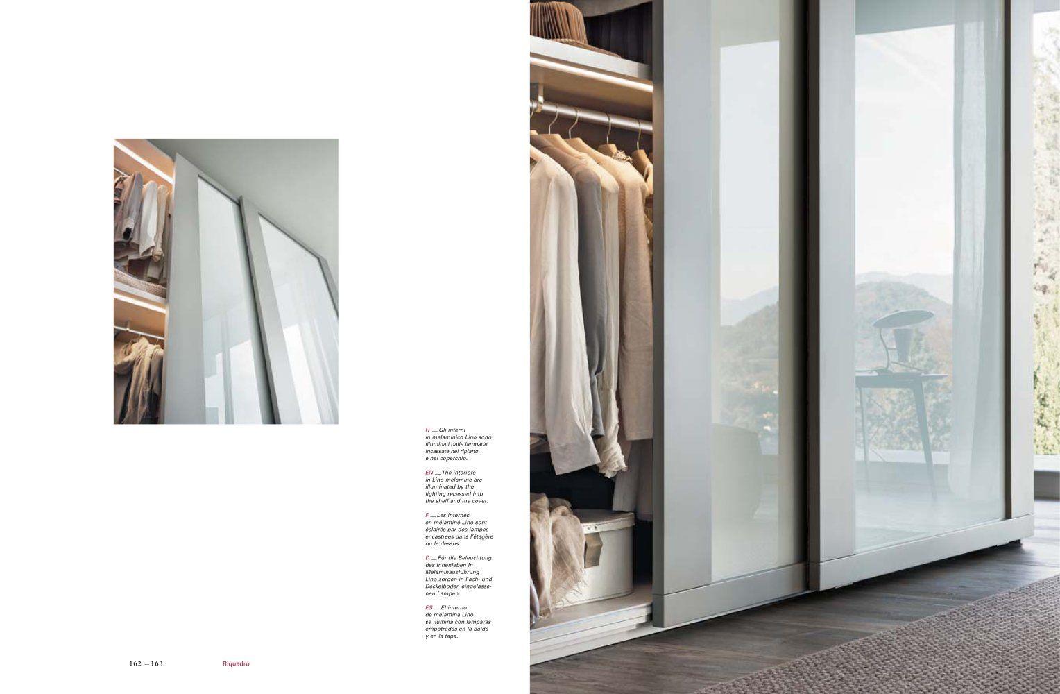 lema-armadio-centimetro-collection-book-number-2 | Closets y puertas ...