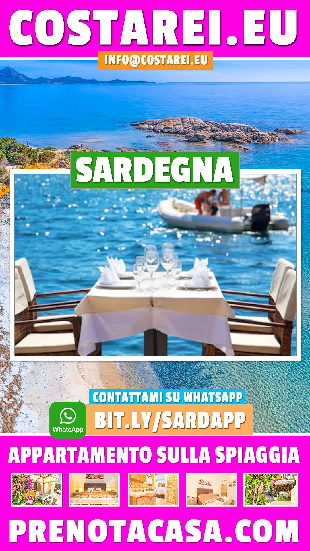 Vacanze in Sardegna in appartamenti e bungalow sul