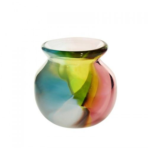 Fish Bowl Vase Stiller 11 Cm 1082 In Multicolor Glass