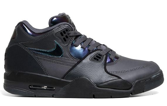 outlet store c36ad 369c4 Nike Air Flight 89 Anthracite Black Teal