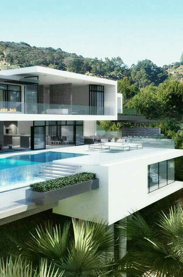 Moderne Hausentwürfe pin fierce auf style home exteriors