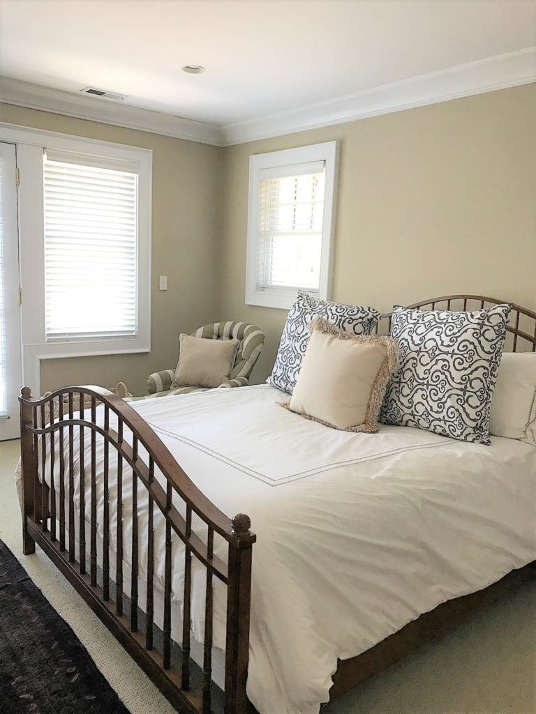 Ethan Allen Bed All For Sale at Norwalk Moving Sale by