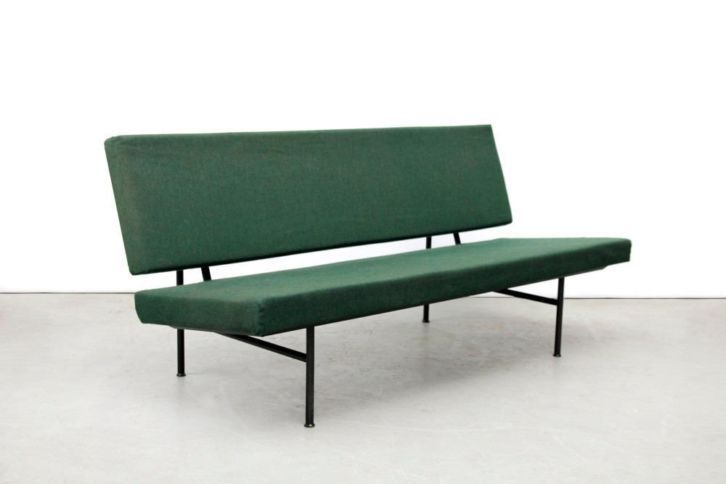 Dutch Design Bank.Groene Gispen No 1721 Dutch Design Bank Cordemeijer Furniture