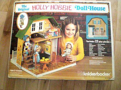 Holly Hobbie Dollhouse - ggKids