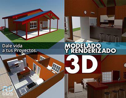 """Check out new work on my @Behance portfolio: """"Modelado y Renderizado"""" http://be.net/gallery/51795043/Modelado-y-Renderizado"""