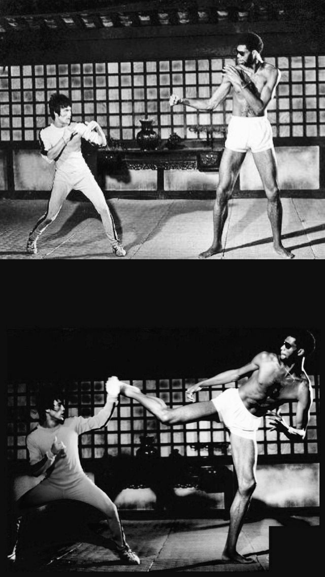 Game of death by Nel Djny on Game of death (1972) | Death ...