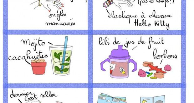 Ma vie sans enfant versus ma vie d'aujourd'hui - Drôles de mums
