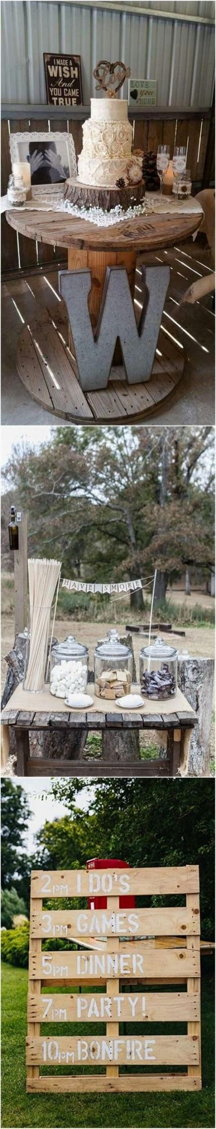 Top Rustic Backyard Wedding On A Budget Receptions Ideas ...
