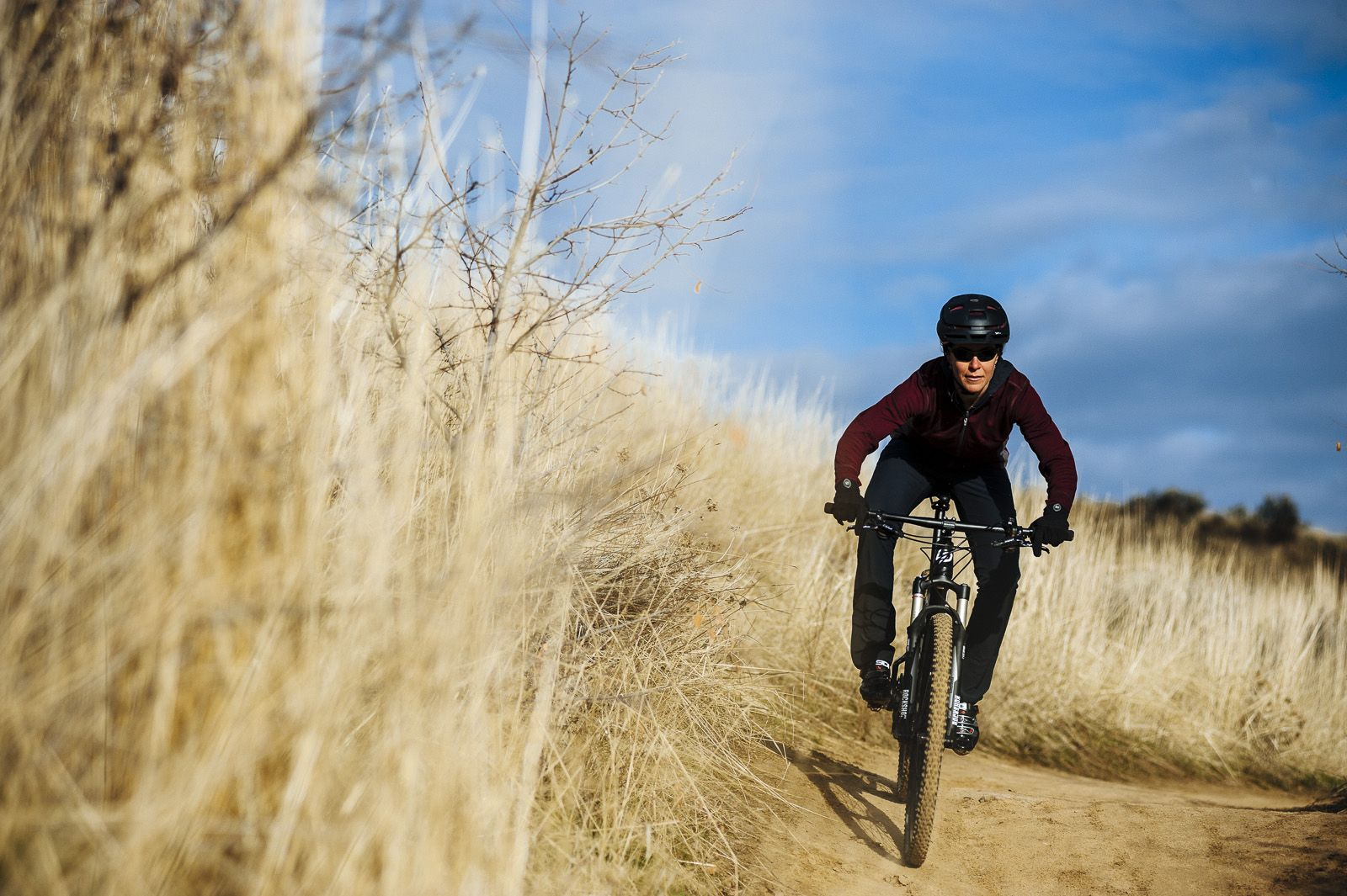 Club Ride Apparel Fall Winter 2015 Queen Anne Biking Red Sun Valley Idaho