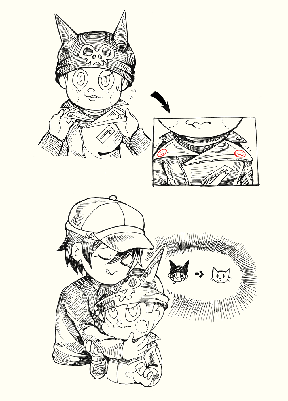 Yes Shuichi I Too Find Ryoma Adorable And Awesome Danganronpa Danganronpa Memes Danganronpa Characters Ryoma hoshi x kaede akamatsu headcanons! yes shuichi i too find ryoma adorable