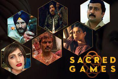 download sacred games full episode