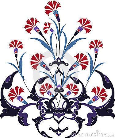 Turkish Design traditional ottoman turkey turkish tulip designmurat cokeker