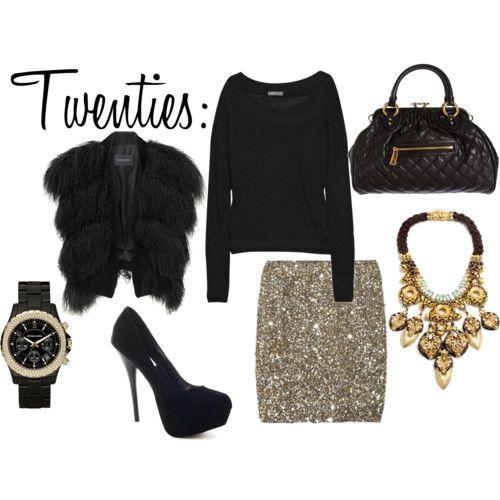 What to wear: Christmas Dinner- Twenties:: | My Style | Pinterest ...