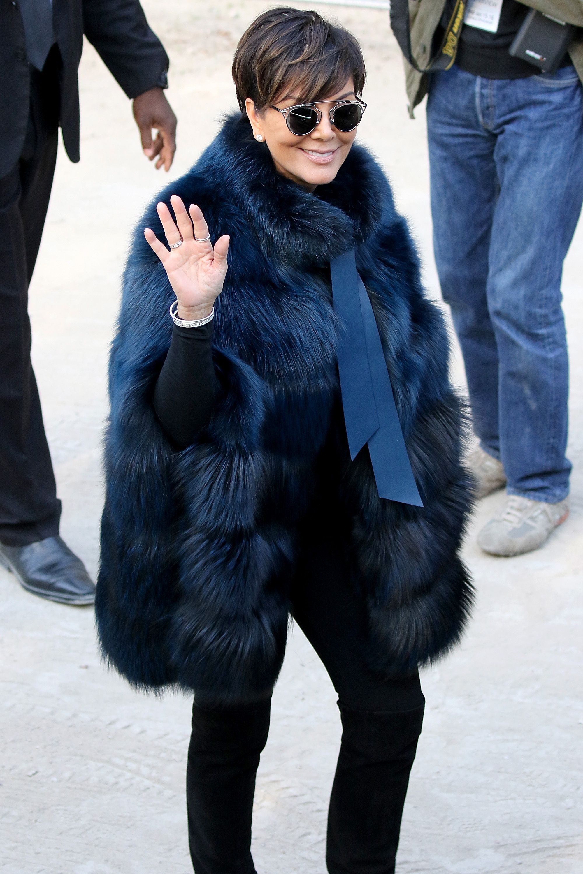 Kris Jenner panics about potential pregnancy on 'KUWTK'
