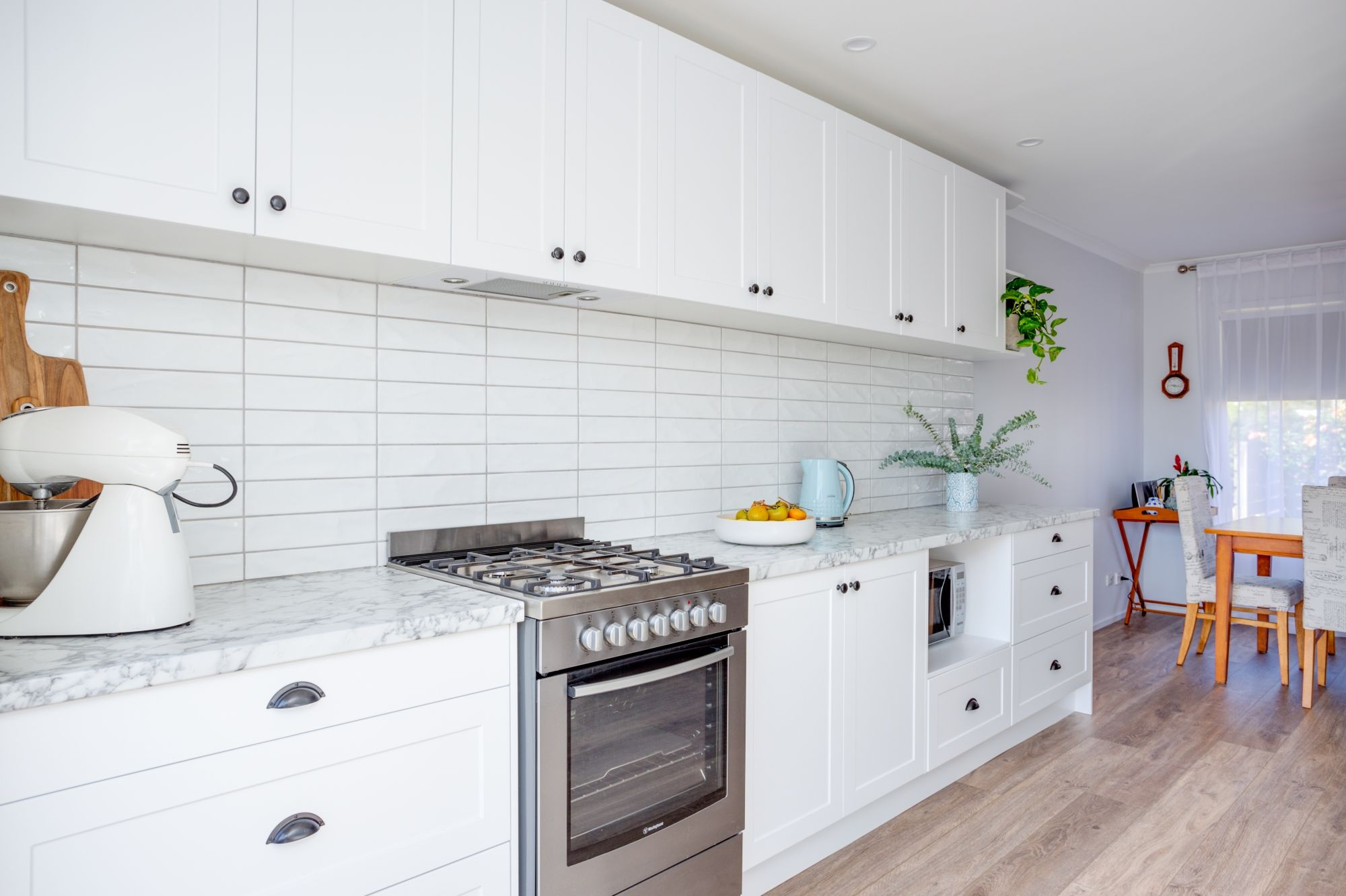 Flatpack kitchen renovation in Melbourne in 2020