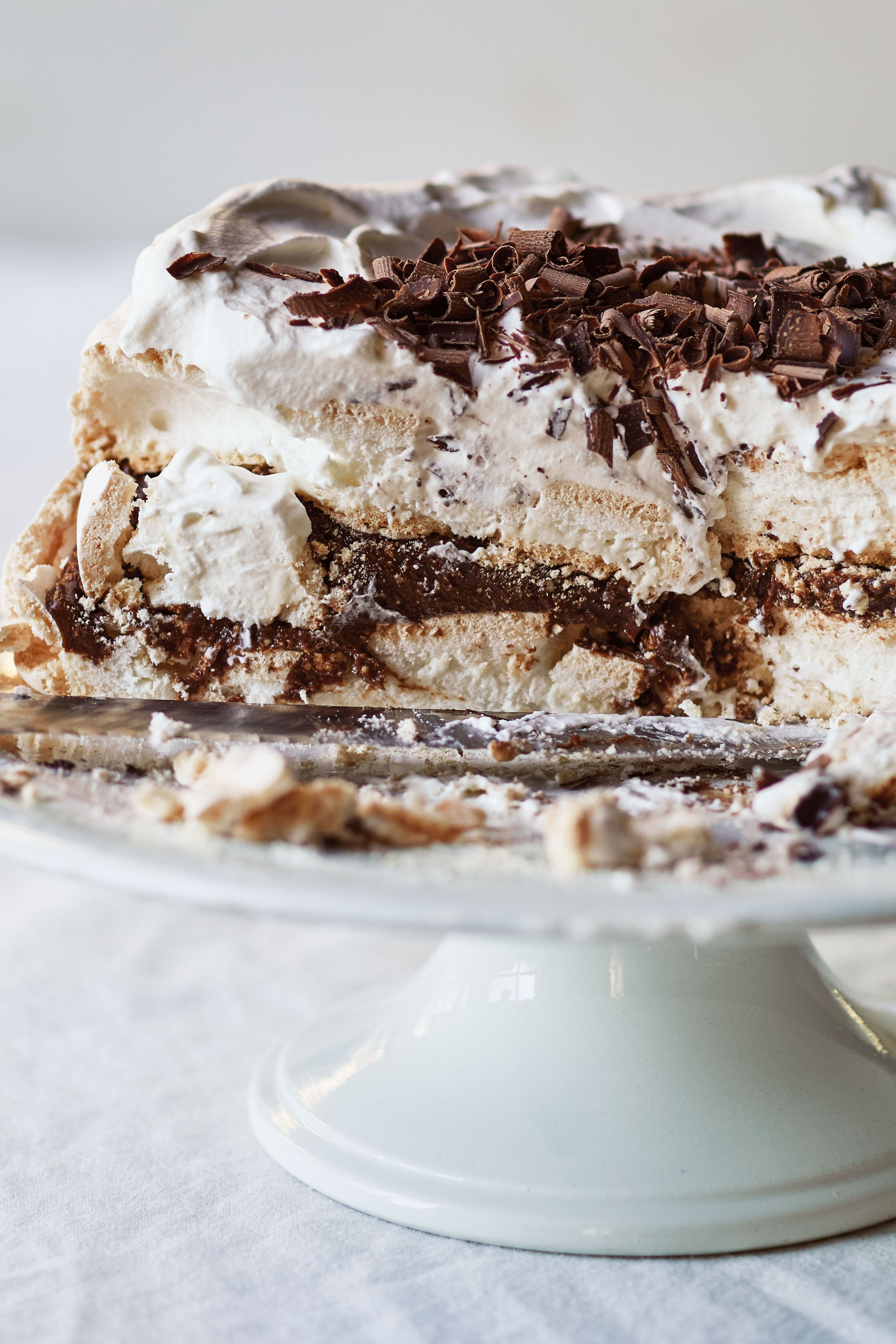 Ina Garten S Chocolate Pecan Meringue Torte Recipe Torte Recipe Pecan Torte Recipe Chocolate Pecan