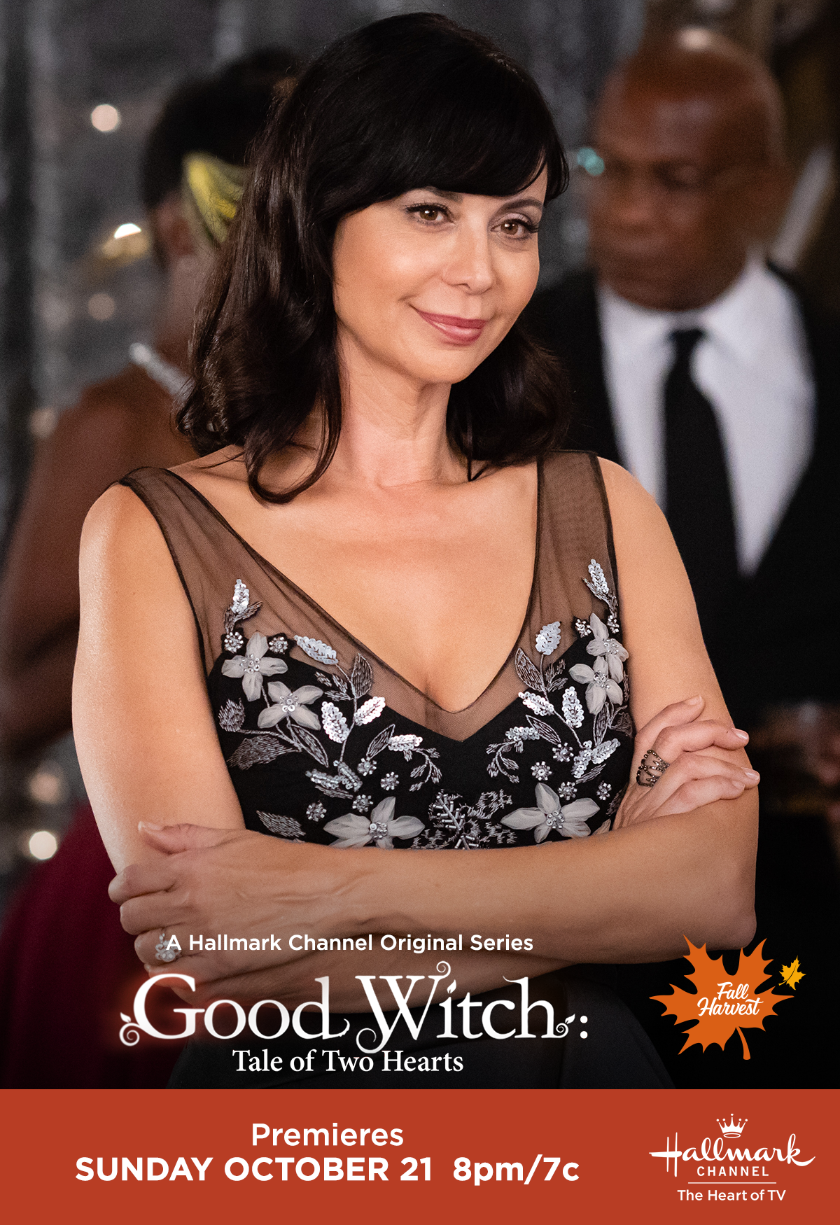 Who Desigbed Catherine Bells Dress On The Good Witch For The Halloween Gala 2020 Cassie (Catherine Bell) is stunning in her gala gown for