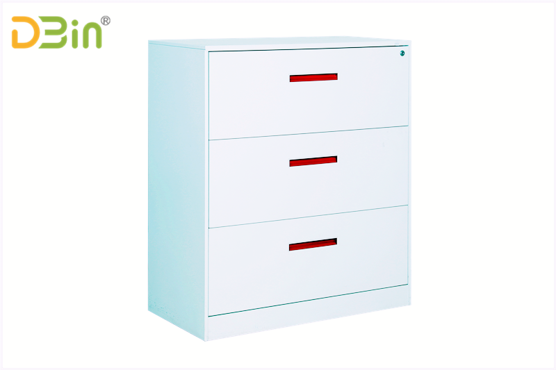 White 3 Drawer Office Steel Lateral File Cabinets Discount Filing Cabinet Office Furniture Manufacturers Cabinet