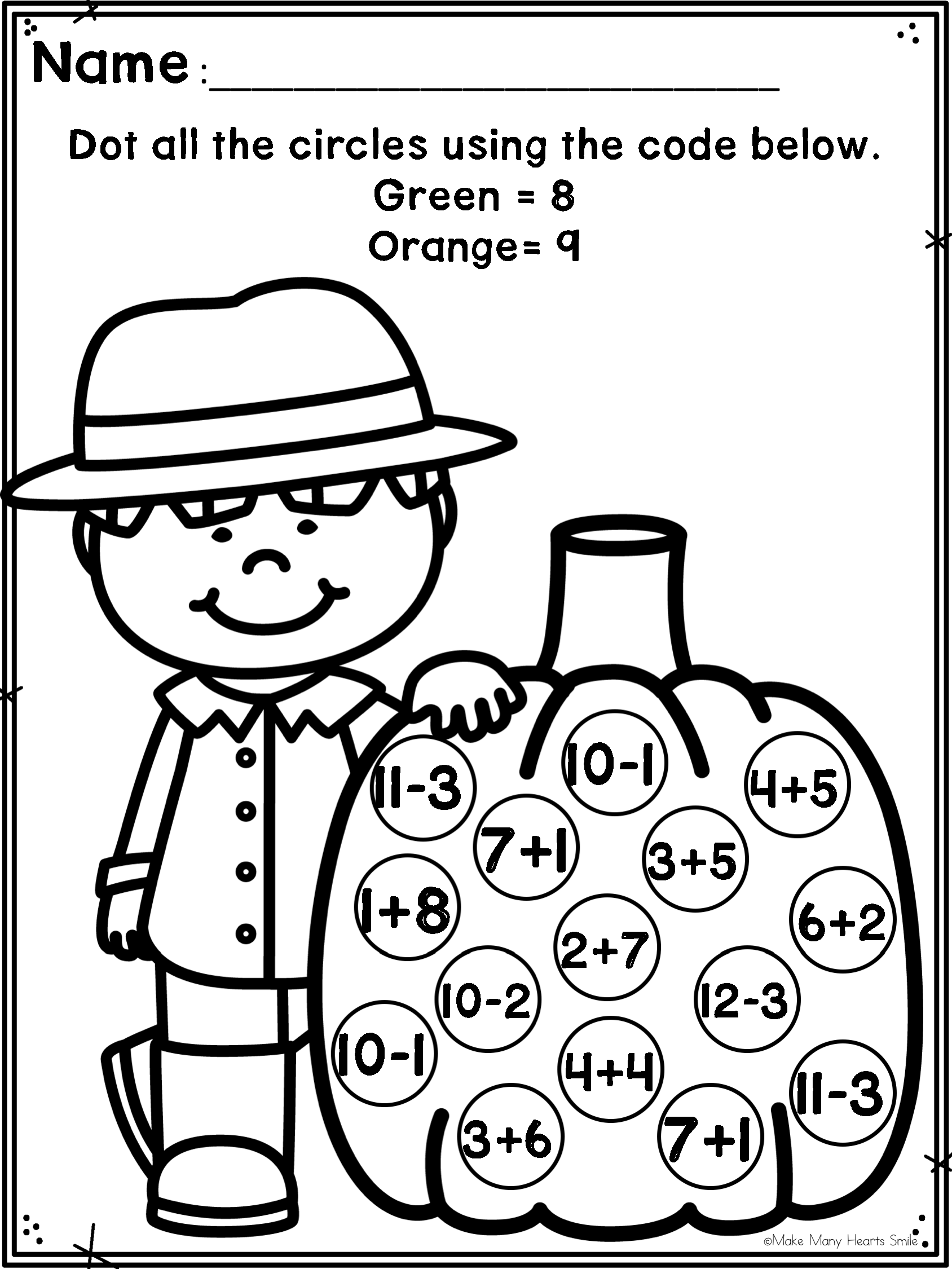 Edit And Customize The Worksheets To Suit Your Kiddos And