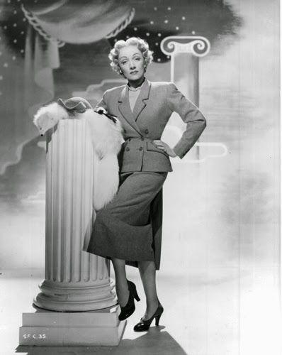 """Vintage Glamour Girls: Marlene Dietrich in """" Stage Fright """""""