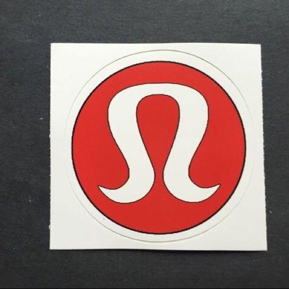 Lululemon Sticker Cute Lululemon Sticker Great For A Car