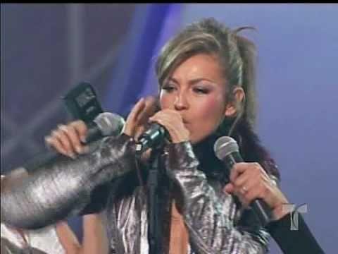 Thalia A Quien Le Importa Premios Billboard 2003