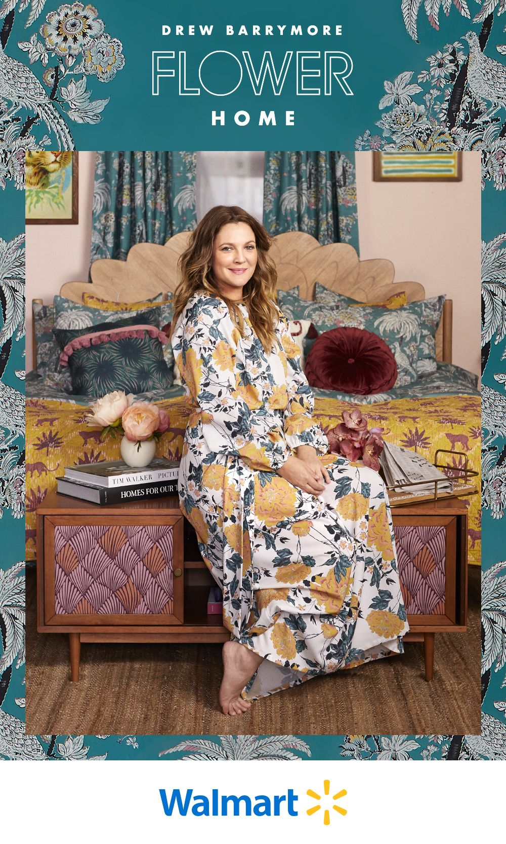 Bring out your modern maximalist with the coveted drew