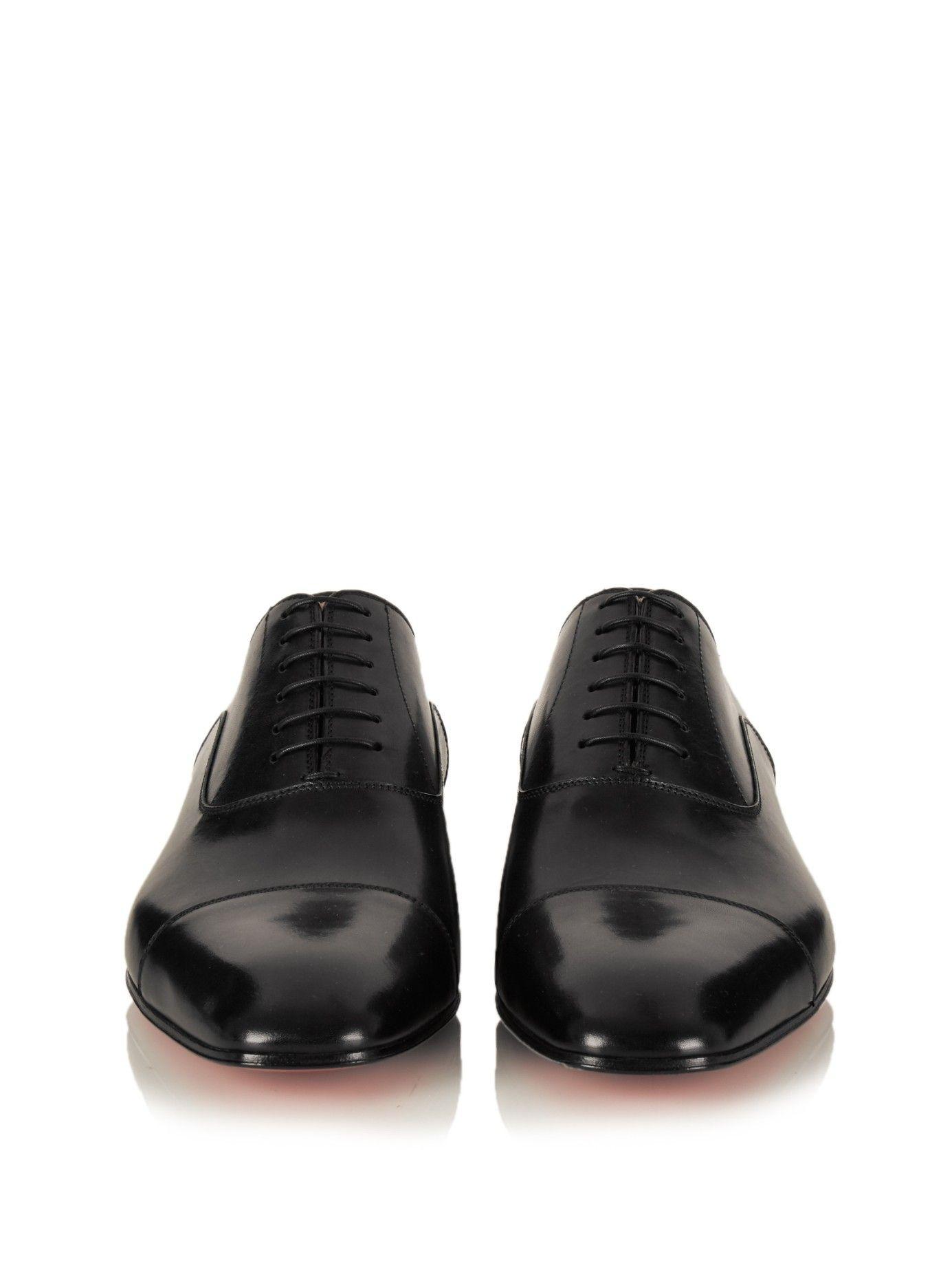 476e4d7b316f Greggo leather lace-up shoes