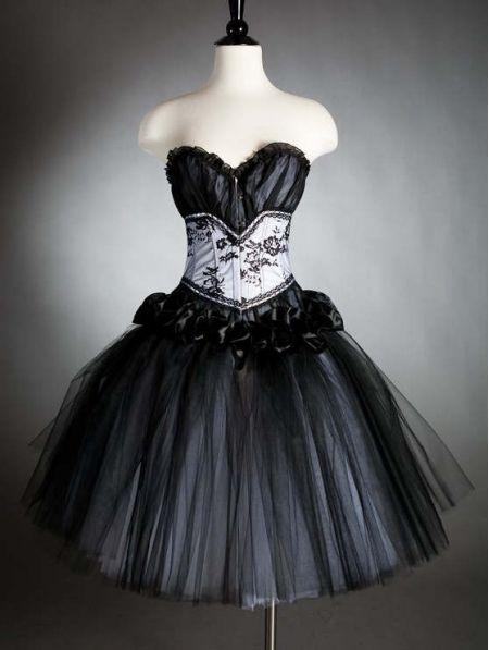 28+ Black gothic corset dress ideas