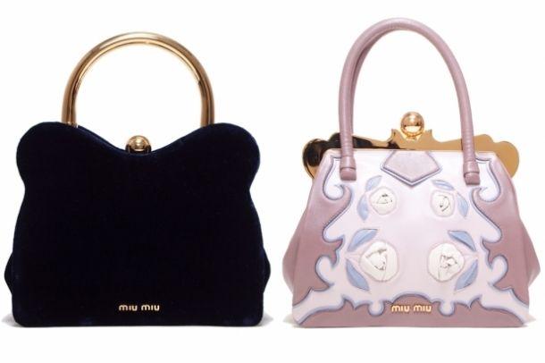 9d98d8a84af Miu Miu Spring 2012 bags   NEEDS to be in my closet   Pinterest ...
