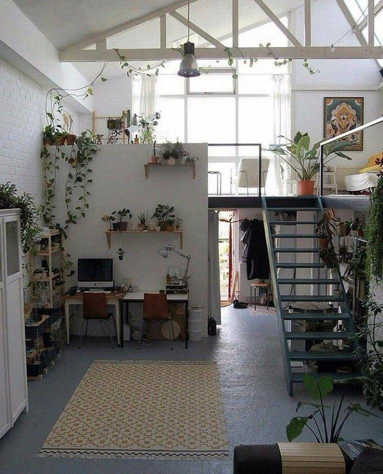 30 Amazing Art Studio Apartment Designs Ideas #apartmentdecor