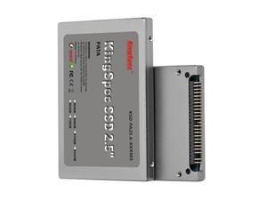 "KingSpec 128GB 2.5"" PATA MLC IDE SSD Solid State Disk SM2236 Controller Model KSD-PA25.6-128MS"