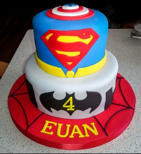 Pin by Sandra Andrade on 3rd Birthday Super Heros Pinterest