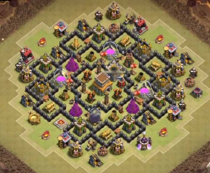14 Best Th8 War Base 2018 New Anti Dragons Everything Clash Of Clans Gems Clash Of Clans Game Clash Of Clans